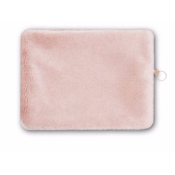 Pink Soft Laptop Pouch Case (990 MAD) ❤ liked on…