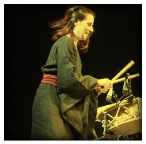 programma: Catia Castagna, Taiko!
