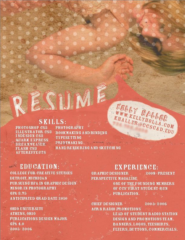 Best Creative Cvs Images On   Creative Resume Design
