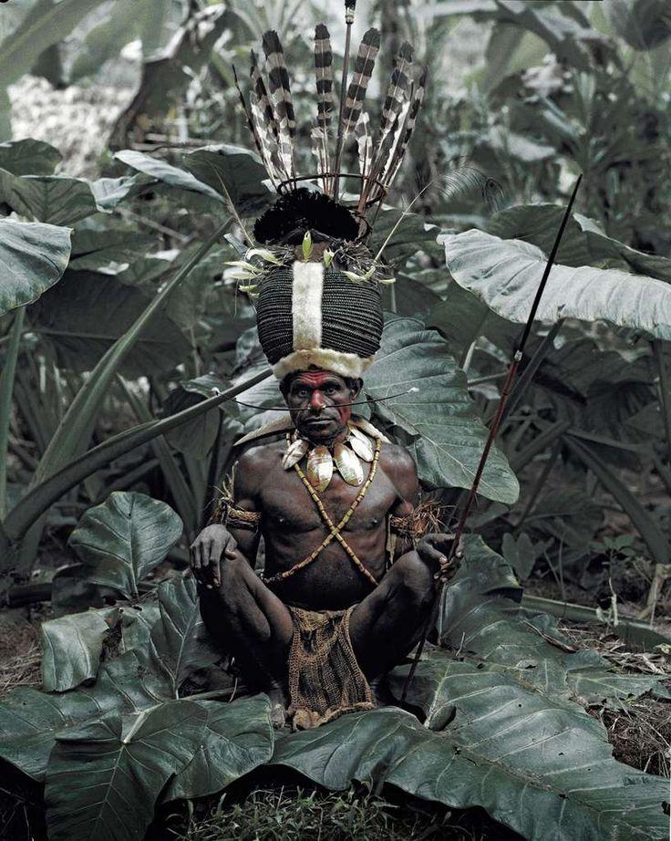 Les Kalam - Papouasie-Nouvelle-Guinée