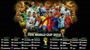 FIFA World Cup 2014 Squads – All Team Squads for the 2014 World Cup
