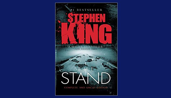 Download The Stand Novel By Stephen King Pdf Book Stephen King Books Stephen King Books