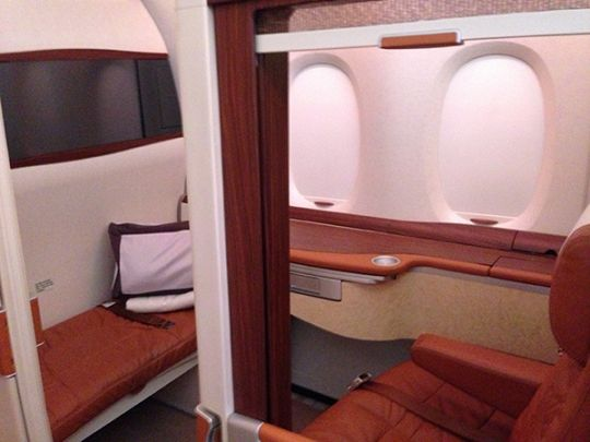 Singapore Airlines Raffles Class SG Airline-13
