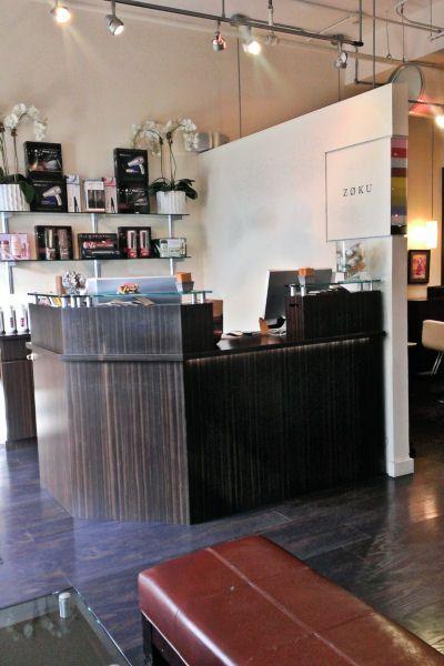 Small Shop-Salon Design Ideas