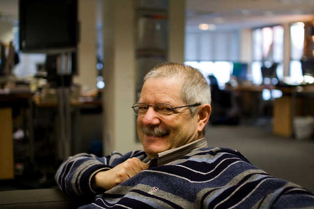 Joe Armstrong, co-author of the Erlang programming language and OTP