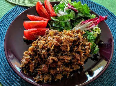 devil's fork - Smaczne przepisy. Łatwe gotowanie.: Bigos w wolnowarze z leśnymi grzybami, miodem, sus...