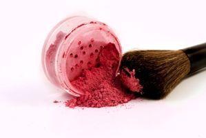 Recettes de maquillage minérales