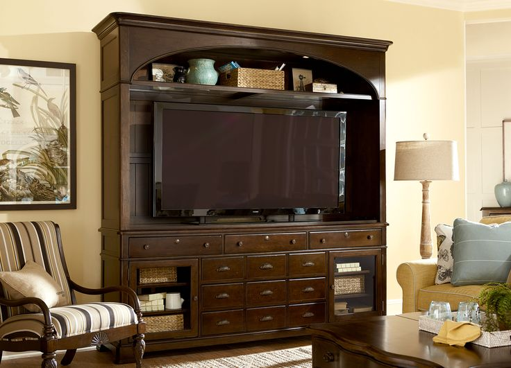 Get Your River House Large TV Entertainment Center At Plantation Furniture, Richmond  TX Furniture Store.