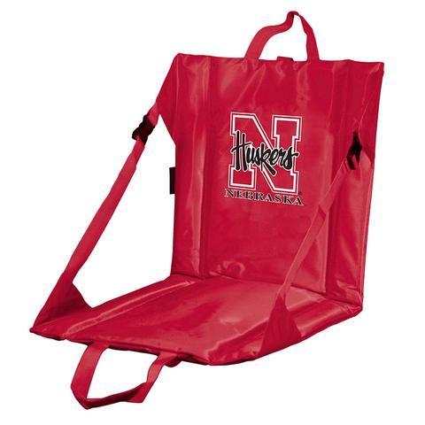 Nebraska Cornhuskers Stadium Seat #NebraskaHuskers