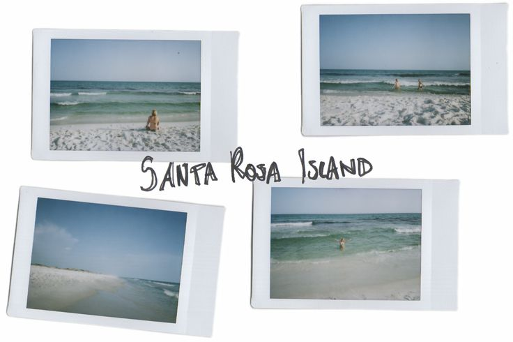 Santa Rosa Island, Florida