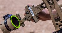 How do compound bow sights work?