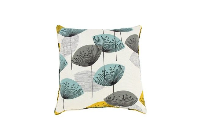 Deluxe 50cm Dandelion Clocks Cushion - Mr. Bigglesworthy Designer Vintage Furniture Gallery