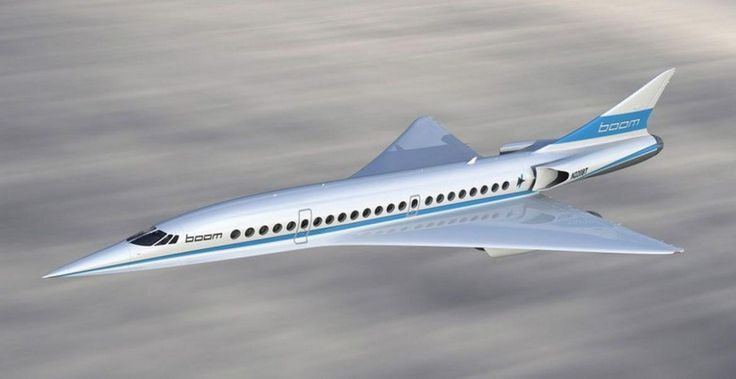 Boom XB-1 Takes Richard Branson's Ideas To Supersonic Speeds