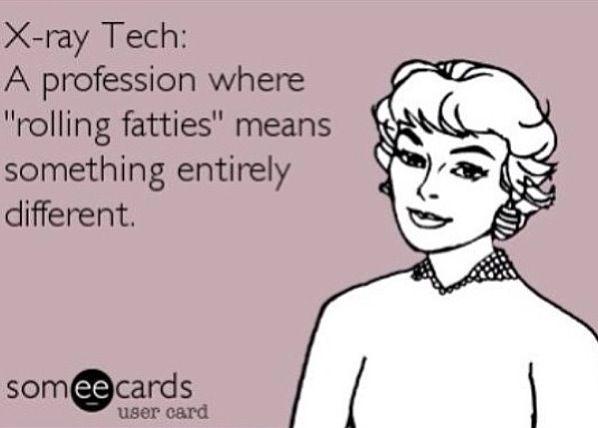 Rad tech problems