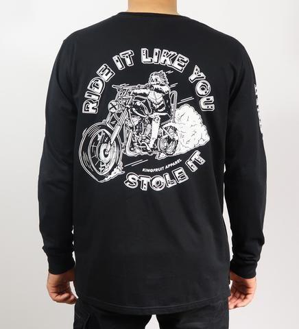 Ride It - L/S Tee