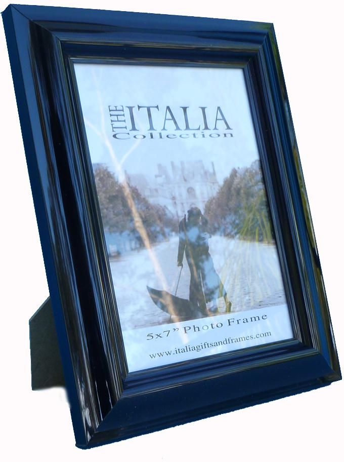 wholesale picture-frame---black-(4-x-6-in.)-(case-of-24) (Case of 48)