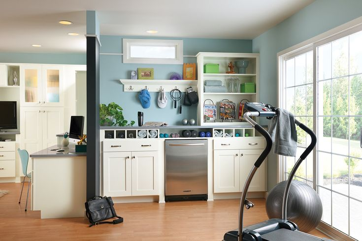 American Woodmark Cabinets Reviews Home Gym Traditional With .