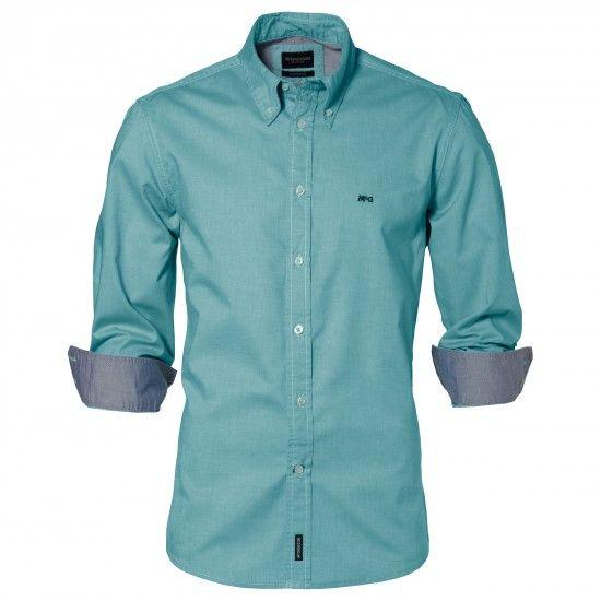 McGregor Overhemd Oxford Shane