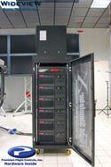 FSC - Flight Simulator Center - computer rack