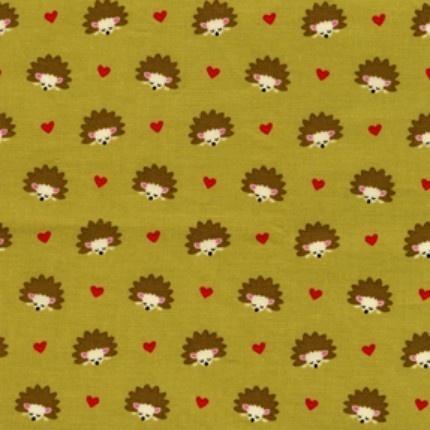 @Cassidy Matlock  hedgehog fabric