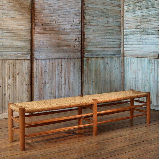 les 25 meilleures id es de la cat gorie bancs en rondin sur pinterest mobilier en bois. Black Bedroom Furniture Sets. Home Design Ideas