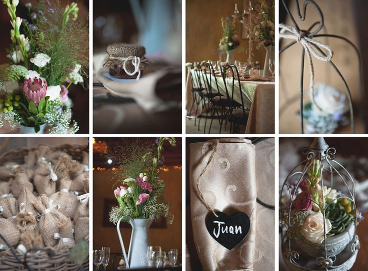 Elizca + Kyle, were married at Die Akker in Pretoria. Wedding décor hired from Moi Decor