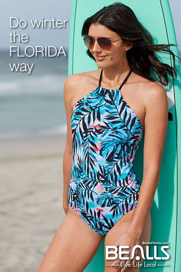 43b2646f2b Do winter the Florida way with swimwear from Bealls! Make a splash this  season with new swimsuits and cover-ups. Choose between one-pieces, ...