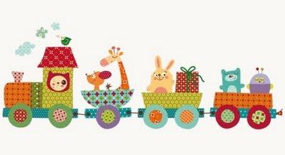 print & pattern: KIDS DESIGN - deco happy