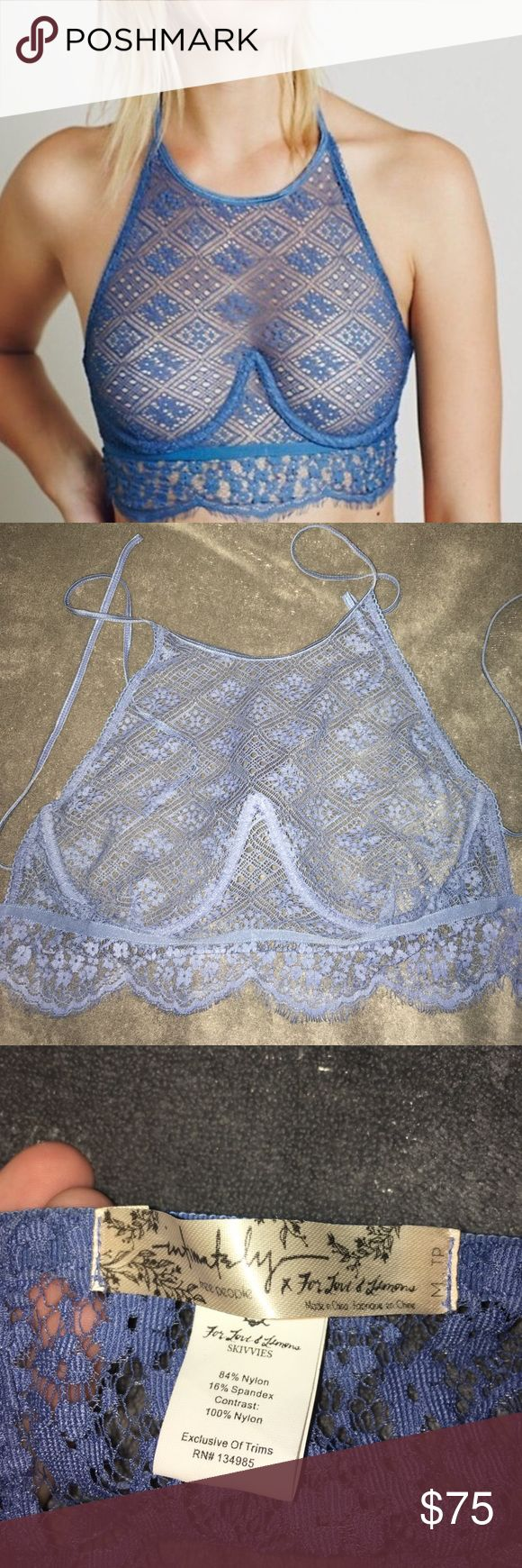 Fl&l vixen bra Never worn, in perfect condition. For Love and Lemons Intimates & Sleepwear Bras