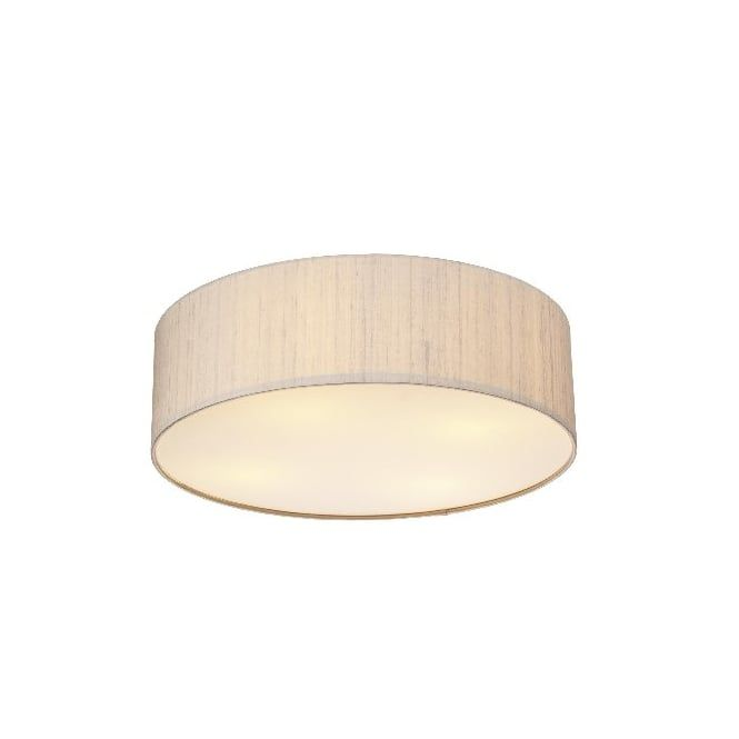 These Ceiling flush shades come in various colours and are 15cm height so you will still have 2250 head height with a 2400 ceiling