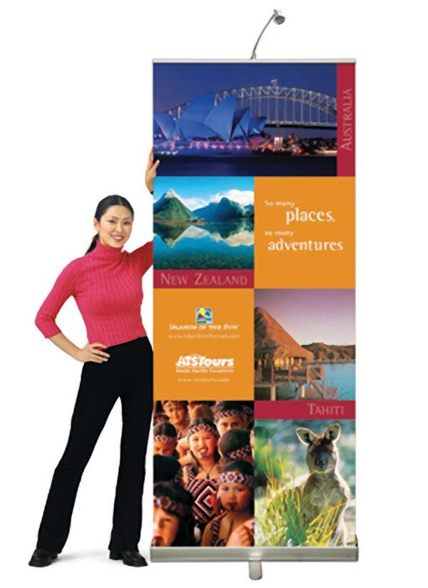 Corporate Pull Up Banner Design Ideas Thank You To