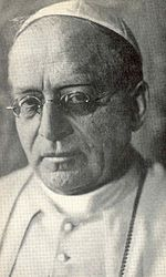 Pope Pius XI - Wikipedia, the free encyclopedia