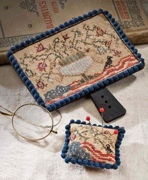 Cross-Stitch Patterns in the Current Issue of Just CrossStitch