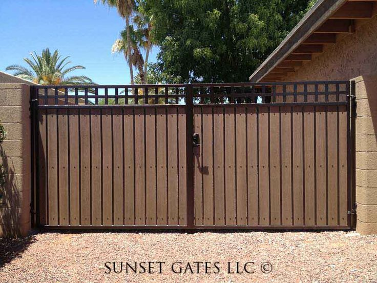 9 Best Rv Gate Images On Pinterest Door Entry Entry
