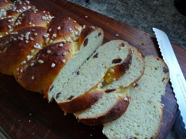 Hefezopf - Glutenfrei Backen und Kochen bei Zöliakie. Glutenfreie Rezepte, laktosefreie Rezepte, glutenfreies Brot