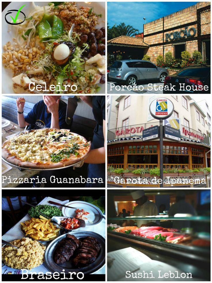 restaurants 768x1024 HOTEL ADVISOR: Promenade Palladium Hotel, Rio de Janeiro, Brazil