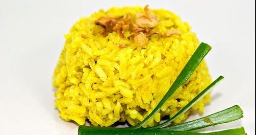 resep nasi kuning blueband ala rumahan