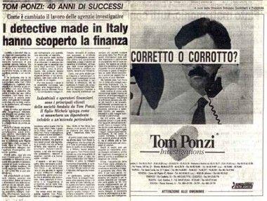 Corriere della sera - 30 agosto 1992 Pubblicità Tomponzi Miriam Roma