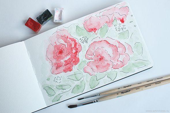Розы/Roses