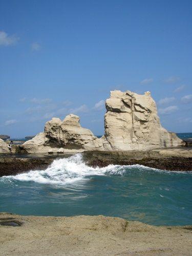 Spinx di Pantai Klayar, Pacitan