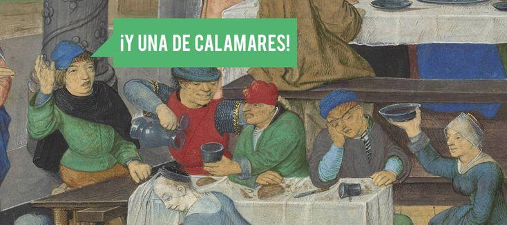 #Historia de los #modales en la #mesa