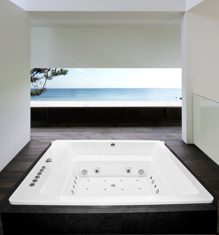 19 best WHIRLPOOL TUBS images on Pinterest | Massage, Bathtubs and ...