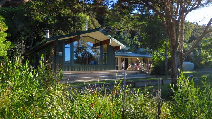 Anchorage Hut, Abel Tasman National Park
