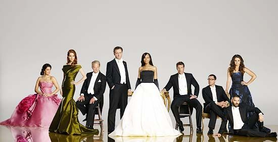 Exclusive First Look: Scandal Gets Fancy Schmancy in Season 4 Cast Shot - Today's News: Our Take   TVGuide.com #scandal