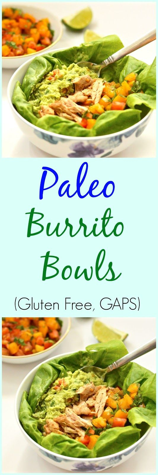 Pure and Simple Nourishment : Burrito Bowl Date Night Recipe and Paleo Takeout Review (Gluten Free, Paleo)