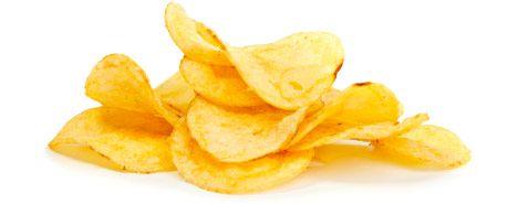 Patatine fritte con pochi grassi? Falso!