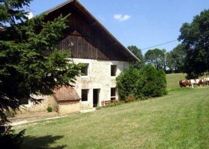 Gîte n°25G171 à Pierrefontaine-les-varans - Doubs , Gîte 3 épis Doubs. På landet, INGEN pool, 12 t 11 min 1.218 km 10 t 37 min uden trafik · ca. 4500 dkr.