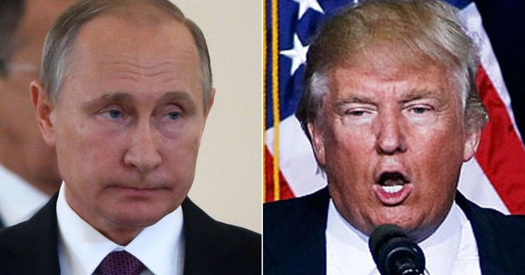 The Kremlin said Putin called the president-elect yesterday to begin negotiations over how best to tackle to terrorism