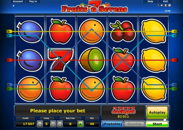 http://www.fruits-and-sevens.info/ - Fruits & Sevens Come have a look at our website. https://www.facebook.com/bestfiver/posts/1429627473916890