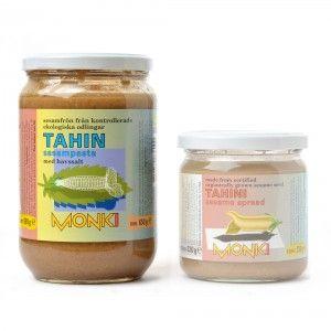 Tahin XL 650gr - Loveat!© - #We_Loveat - Crema de semillas de sesámo para elaborar Hummus #We_Loveat